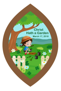 "Not So Quiet Day: ""Christ Hath a Garden"" @ St. Andrew's Episcopal Church 